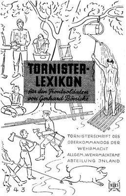 Tornister Lexicon (Pocket survival manual) :: Military