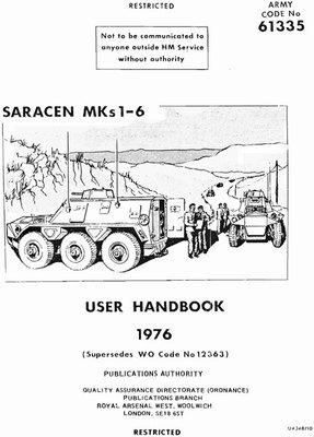 Saracen User Handbook :: Military Library Research Service